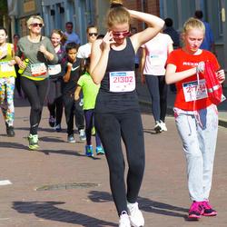 11th Danske Bank Vilnius Marathon - Vaiva Ruginyte (21302), Silvija Skripkaite (21734)
