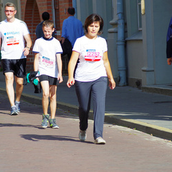 11th Danske Bank Vilnius Marathon - Aurelijus Stuknys (11812), Irute Imbrasiene (12252), Aleksandr Garlukovic (21689)