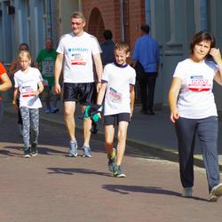 11th Danske Bank Vilnius Marathon - Eiminas Savickas (11811), Aurelijus Stuknys (11812), Aleksandr Garlukovic (21689)