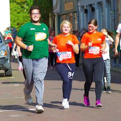 11th Danske Bank Vilnius Marathon - Aušra Sutkute (10393), Rita Steponaviciene (10398), Martynas Lastauskas (31104)