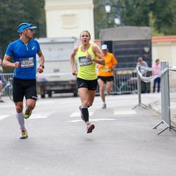 11th Danske Bank Vilnius Marathon - Justinas Kinnderis (6734), Laura Asadauskaite (6863)