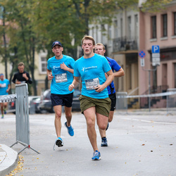 11th Danske Bank Vilnius Marathon - Egidijus Riaubys (5362), Dovydas Judelevicius (6435)