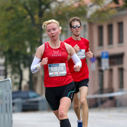 11th Danske Bank Vilnius Marathon - Ramune Kunigelyte (5628)