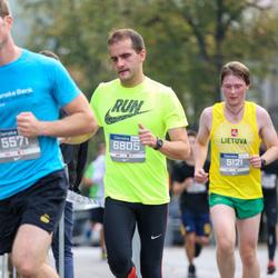 11th Danske Bank Vilnius Marathon - Vytautas Tamošiunas (6805)