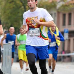 11th Danske Bank Vilnius Marathon - Gediminas Sargunas (5705)