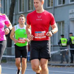 11th Danske Bank Vilnius Marathon - Jaroslav Belskij (2469)