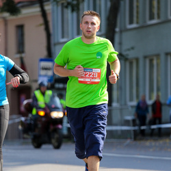 11th Danske Bank Vilnius Marathon - Jonas Baltrušaitis (2229)