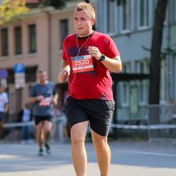 11th Danske Bank Vilnius Marathon - Algirdas Žilinskas (2520)