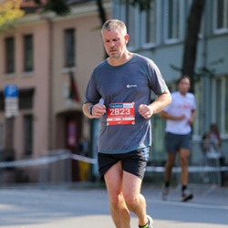 11th Danske Bank Vilnius Marathon - Ian Macaulay (2823)