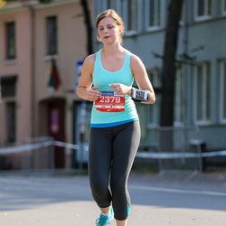 11th Danske Bank Vilnius Marathon - Sandra Vaiciulyte (2379)
