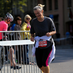 11th Danske Bank Vilnius Marathon - Tamara Klimovich (2324)