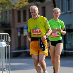 11th Danske Bank Vilnius Marathon - Marijus Radavicius (2177)