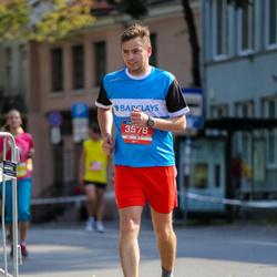 11th Danske Bank Vilnius Marathon - Aleksandras Olechas (3576)