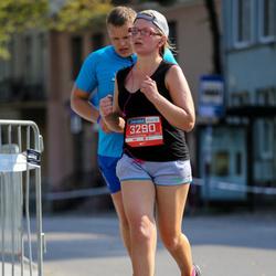 11th Danske Bank Vilnius Marathon - Ilona Viliunaite (3290)