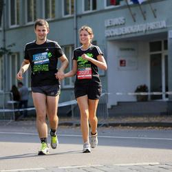 11th Danske Bank Vilnius Marathon - Justinas Jarusevicius (28), Ruta Kinderyte (2020)