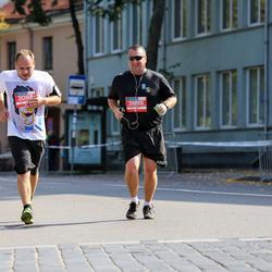 11th Danske Bank Vilnius Marathon - Vytautas Mockus (3088), Dougherty Davio (3899)