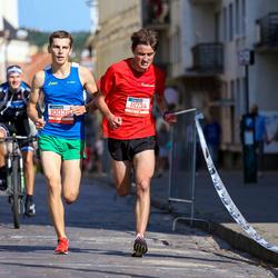 11th Danske Bank Vilnius Marathon - Simas Bertašius (10039), Paulius Bieliunas (11034)