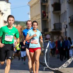 11th Danske Bank Vilnius Marathon - Loreta Kancyte (11424), Romualdas Staniul (20850)