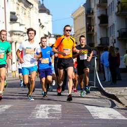 11th Danske Bank Vilnius Marathon - Tomas Stech (30953), Andrej Fokin (31959)