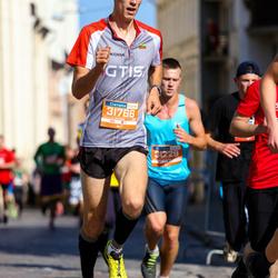 11th Danske Bank Vilnius Marathon - Justas Žičkus (31766)