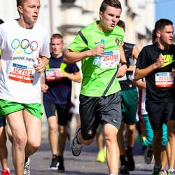 11th Danske Bank Vilnius Marathon - Romuald Olchovik (12703), Matas Šermukšnis (20019)
