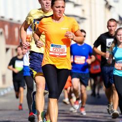 11th Danske Bank Vilnius Marathon - Ieva Šagauskaite (12016)