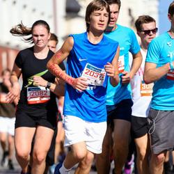 11th Danske Bank Vilnius Marathon - Dovydas Giedraitis (20375)