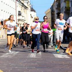 11th Danske Bank Vilnius Marathon - Simona Maciulskaite (11058), Rytis Borkys (11149), Juozas Rimavicius (11338), Tatjana Lukoševiciene (12170), Tautvydas Raila (31743)