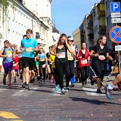 11th Danske Bank Vilnius Marathon - Greta Ceponyte (20766), Povilas Kavaliauskas (30124)