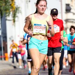 11th Danske Bank Vilnius Marathon - Margarita Babajeva (20300)