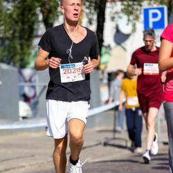 11th Danske Bank Vilnius Marathon - Dominykas Pikelis (20215)