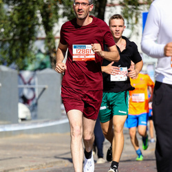 11th Danske Bank Vilnius Marathon - Yair Timna (12861)