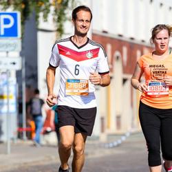 11th Danske Bank Vilnius Marathon - Natalija Savostjanik (10893), Lukas Reinwand (31668)