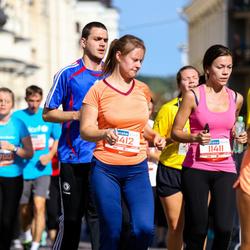 11th Danske Bank Vilnius Marathon - Julija Putyte (11411), Rasa Ramašauskiene (11412)