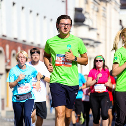 11th Danske Bank Vilnius Marathon - Rokas Matažinkas (10067), Xaviere Grigonis (21066)