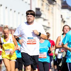 11th Danske Bank Vilnius Marathon - Margiris Poviliunas (12475), Ieva Vasiliauskaite (20592)