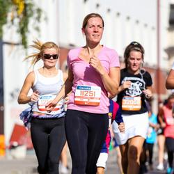 11th Danske Bank Vilnius Marathon - Kristina Zaveckiene (11251)