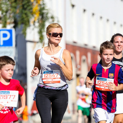 11th Danske Bank Vilnius Marathon - Daiva Novikiene (12547), Justinas Novik (12548)