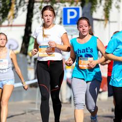 11th Danske Bank Vilnius Marathon - Indrė Kondrotaitė (31160), Karolina Rakevičiūtė (31681)