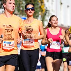 11th Danske Bank Vilnius Marathon - Yulia Podolskaya (10884)