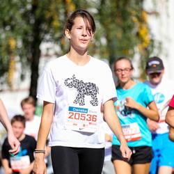 11th Danske Bank Vilnius Marathon - Egle Lazickaite (20536)