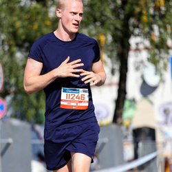11th Danske Bank Vilnius Marathon - Martin Winther Jensen (11246)