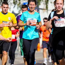 11th Danske Bank Vilnius Marathon - Ausrine Ciziene (11569)