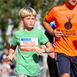 11th Danske Bank Vilnius Marathon - Justas Butkus (11620)