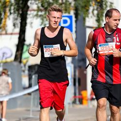 11th Danske Bank Vilnius Marathon - Šarunas Stankevicius (12553), Martynas Žabas (20480)