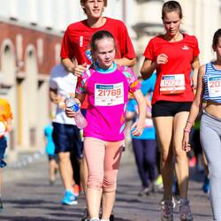 11th Danske Bank Vilnius Marathon - Alvile Beata (12127), Pranas Gurevicius (21769)