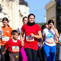 11th Danske Bank Vilnius Marathon - Justinas Pavlovas (10637), Laura Pavloviene (10638)