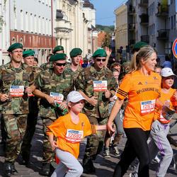 11th Danske Bank Vilnius Marathon - Robert Juodka (12601), Vaidotas Beniušis (12602), Gintas Balciunas (12605), Kostas Ivanauskas (12617), Rasa Petruniee (12676), Solveiga Petrunaite (12682)
