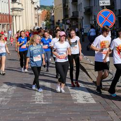 11th Danske Bank Vilnius Marathon - Lina Grigaite (10405), Milda Petkelyte (11150), Adrejus Kisielis (11152), Erika Rapalyte (21204), Gabija Savickyte (21784), Severija Milvydaite (21790)