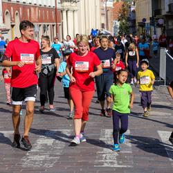 11th Danske Bank Vilnius Marathon - Ingrida Kupciene (12661), Arturas Kupcius (12662)